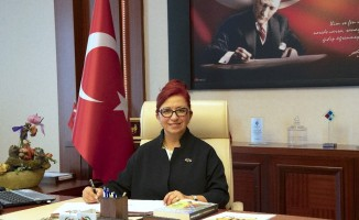 """Edibe Sözen'in  """"23 Nisan Ulusal Egemenlik Ve Çocuk Bayramı"""" mesajı"""