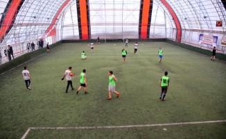 Eğitim Bir-Sen tarafından futbol turnuvası düzendi
