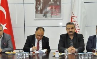 Elazığ'da 'Dış Ticarette Devlet Destekleri ve Hedef Pazarlar' semineri