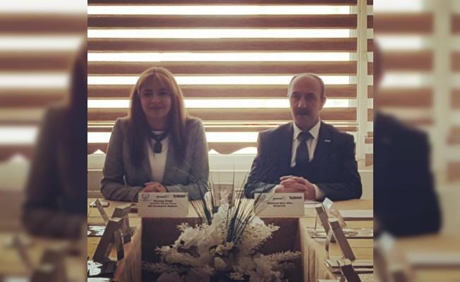 Erzurum'da iş dünyasında kadın komisyonu (İDK) kuruldu