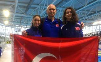 ESOGü ekibi, Burgas Grand Prix Yüzme Yarışmalarından ödüllerle döndü