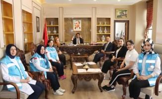 'Evde Sağlık Hizmetleri'nde Türkiye birincisi oldular