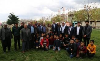 Eyyübiye'ye bir Millet Kıraathanesi daha kazandırılacak