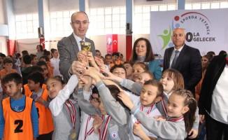Geleneksel Çocuk Oyunları Şenliği düzenlendi