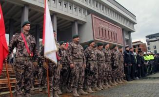 Giresun'da Türk Polis Teşkilatı'nın 174. yıldönümü kutlamaları