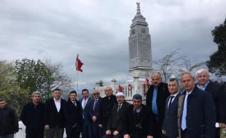 Giresun'un Türkler tarafından fethi ilk kez Giresun kalesinde kutlandı
