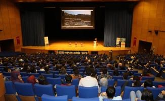 Girne Amerikan Üniversitesi Diyarbakır'da öğrencilerle buluştu