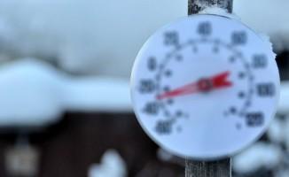 Hava sıcaklıkları 5 derece azalacak