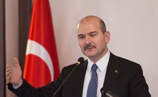 """İçişleri Bakanı Süleyman Soylu, """"Provokasyon olduğuna dair delile rastlamadık"""" dedi."""