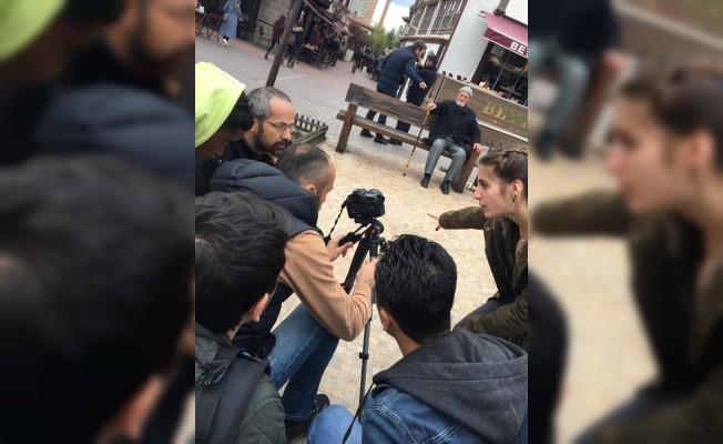 """İhsan Kabil: """"Batı sineması İslamofobi'yi besliyor"""""""
