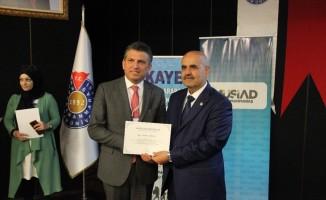 Kahramanmaraş'ta KAYES kongresi yapıldı