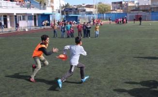 Kahta'da Geleneksel çocuk oyunları şenliği
