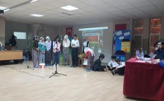 Kahta'da İngilizce Dil Festivali