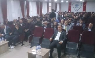 Kahta'da okul müdürleri toplantısı yapıldı