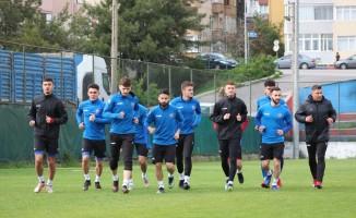 Karabükspor'da Gençlerbirliği maçı hazırlıkları başladı