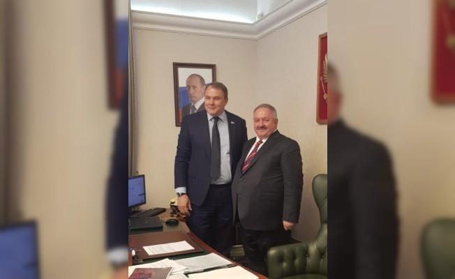Kayseri OSB heyetinden Rusya Federasyonu'na ziyaret