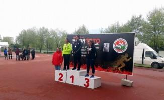 Kilisli sporcular Türkiye şampiyonu oldu