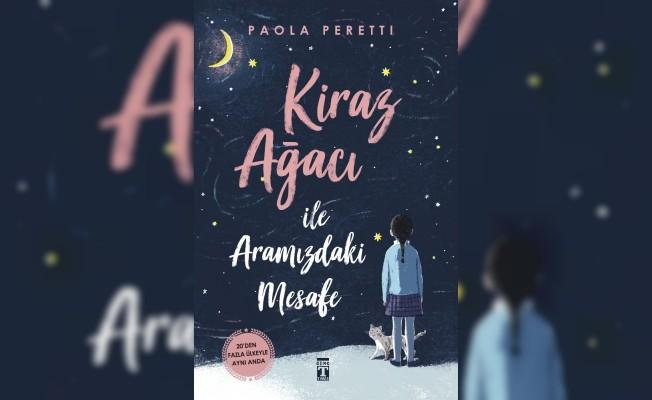 Kiraz Ağacı ile Aramızdaki Mesafe'nin Yazarı Paola Peretti Türkiye'de