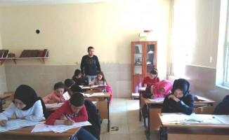 Kitap Okuma Yarışması'nın İl Sınavları Hisarcık'ta yapıldı