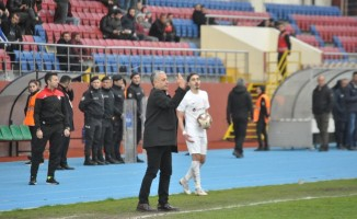 """Kömürspor Teknik Direktörü Terzi: """" Kazanmak için elimizden geleni yaptık"""""""