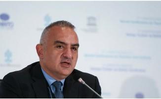 Kültür Bakanı Ersoy'dan Mamak Kültür Merkezi'ne ziyaret