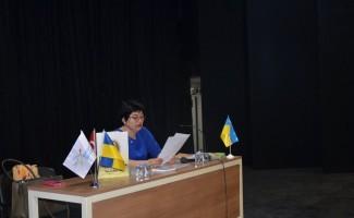 Kuşadası'nda 'Taras Shevchenko' başlıklı söyleşi