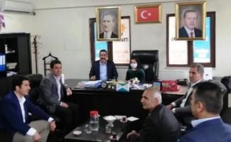 Lösemi hastası Aslı Saz, Ak Parti Bağlar İlçe Başkanlığı yaptı