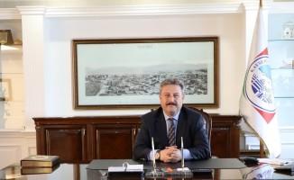 """Melikgazi Belediye Başkanı Dr. Mustafa Palancıoğlu, """"Berat Kandiliniz kutlu olsun"""""""