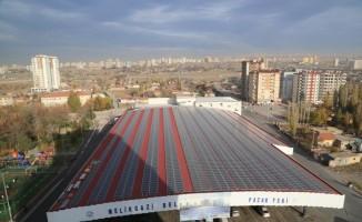 """Melikgazi Belediye Başkanı Dr. Mustafa Palancıoğlu """"Enerjisini güneşten, gücünü halktan alan Melikgazi Belediye olarak Enerjiye olan yatırımlarımız devam edecek"""""""