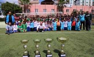 Meryem-Mehmet Kayhan Ortaokulu Adana şampiyonu