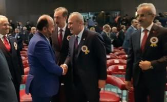 Milletvekili Kavuncu, Bakan Turhan ile görüştü