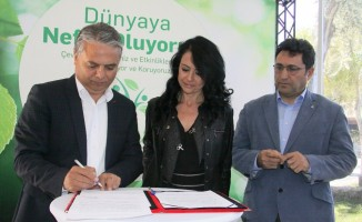 Muratpaşa Belediyesi'nden Akdeniz foku için işbirliği