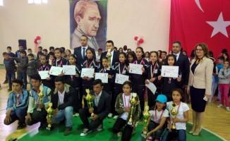 Musabeyli'de 23 Nisan kutlamaları