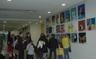 Öğrencilerin 23 Nisan Kutlaması ve Sanat Gecesi