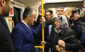 (Özel) Bursa'da metroya üçüncü indirim yolda