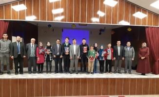 Pazarlar'da Kur'an-ı Kerim'i Güzel Okuma Yarışması