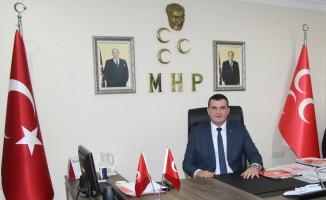 """Pehlivan; """"CHP'li yöneticilerin gerçekleri gözardı ederek Bahçeli'yi suçlamalarını anlamsız"""""""