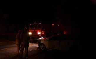 Pendik'te trafik kazası; 6 yaralı