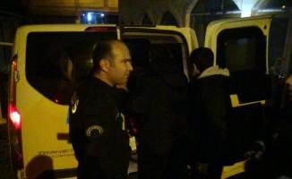 Polisten kaçan şahıs kovalama sonunda yakalandı