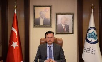 Rektör Şenocak'ın 23 Nisan Ulusal Egemenlik ve Çocuk Bayramı mesajı
