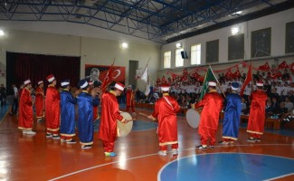 Şakran Çocuk ve Gençlik Ceza İnfaz Kurumunda 23 Nisan heyecanı