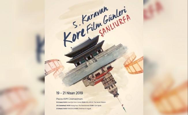 Şanlıurfa Piazza'da Ücretsiz Film Gösterimi