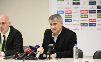"""Şenol Güneş: """"Beşiktaş'tan ayrılmanın bir hüznünü yaşayacağım"""""""