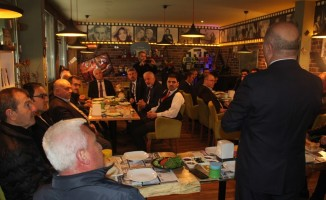 "Sinopspor Başkanı Özhan: ""Maddi desteğe ihtiyacımız var"""