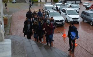 Sinop'ta fuhuş operasyonu: 5 gözaltı