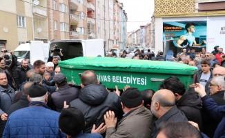 Sivasspor'un emektar malzemecisi son yolculuğuna uğurlandı