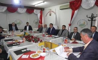 Sungurlu Belediyesi'nde yeni dönem ilk meclis toplantısı yapıldı