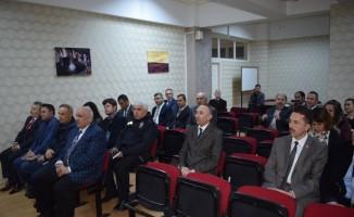 Sungurlu'da eğitim ve okul güvenliği toplantısı yapıldı