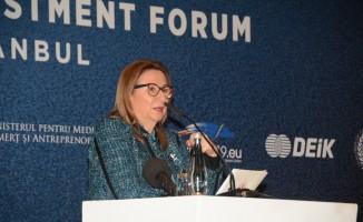 """Ticaret Bakanı Pekcan: """"Romanya bizim için Balkanlar'a ve Avrupa'ya açılan bir kapı"""""""