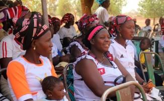 TİKA'dan Burkina Faso'ya Kadın Meslek Edinme Merkezi